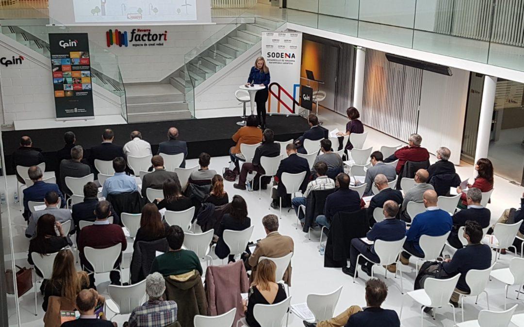Iniciadas las primeras acciones de NaVEAC, el plan para el impulso del vehículo eléctrico, autónomo y conectado en Navarra