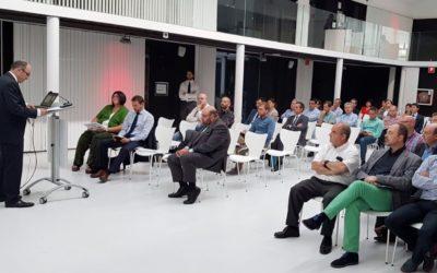 ACAN coopera en la estrategia del vehículo eléctrico, autónomo y conectado de Navarra (NaVEAC)