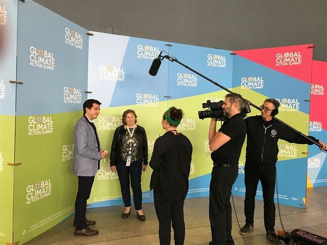 Navarra se presenta en California como referente por sus acciones en la lucha contra el cambio climático