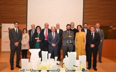 Profesionales y especialistas destacan la oportunidad que tiene Navarra de posicionarse como referente en movilidad sostenible, en las jornadas técnicas de NAVEAC days.