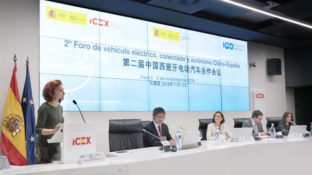 NAVEAC participa en el II Foro de Vehículo Eléctrico China-España
