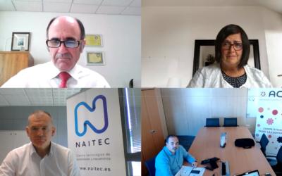 Los agentes del sector de la automoción de Navarra se alían para mejorar la competitividad e innovación