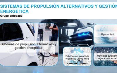 Webinar NAVEAC grupos enfocados: sistemas de propulsión alternativos y gestión energética