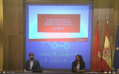 5 millones de euros a incentivar la movilidad eléctrica en la tercera edición del Programa MOVES